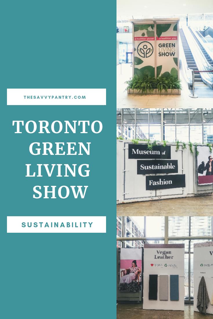 Pinterest - Green Living Show
