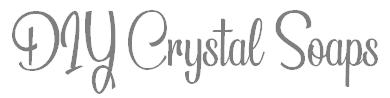 DIY Cyrstal Soaps