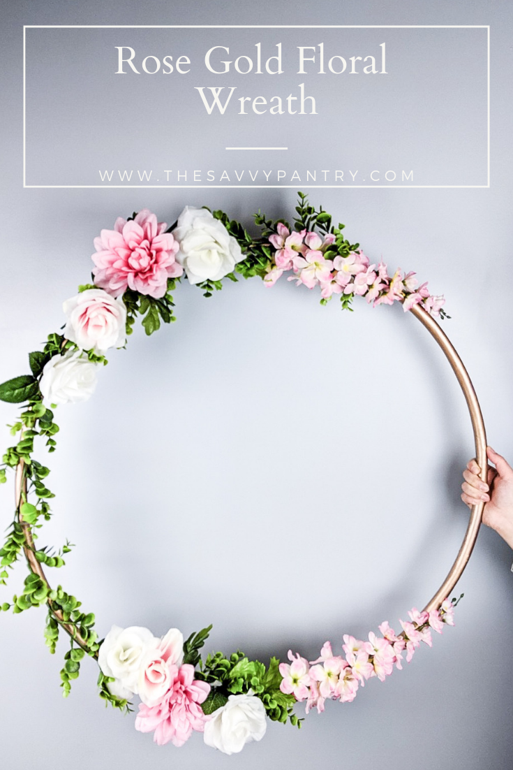 TheSavvyPantry-RoseGoldFloralWreath-Pin (1)